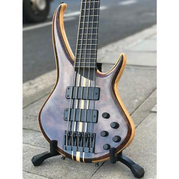 Custom Sei Bass Flamoyant 5 String