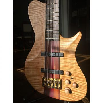 Custom Warrior Isabella 5 String Bass