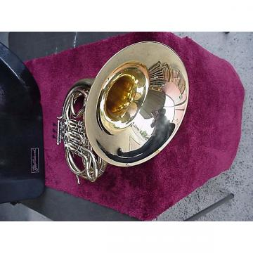 Custom Dc Pro Double French Horn Bb/F With Hard Shell Case And Mouthpiece