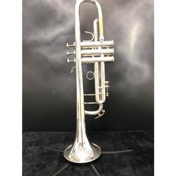 Custom Bach Stradivarius Trumpet 1979 Silver Plated 37 Bell