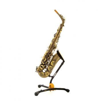 Custom P. Mauriat Vintage Dark Lacquer Nickel Silver Key Touches 2017 Dark Lacquer alto sax