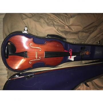 Custom Violin Unkown 1977 Tobacco Brown (great Student Model)