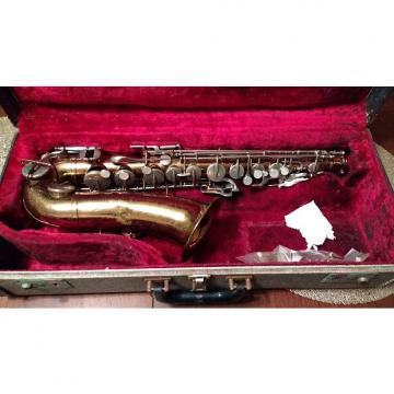 Custom Bundy Buescher Alto Saxophone