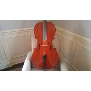 Custom Cremona SC-175 4/4 Premier Student Cello w/ Case & Bow