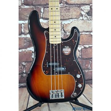 Custom New Fender American Standard Precision Bass 3 Color Sunburst Authorized Dealer