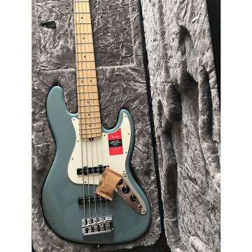 Custom Fender American Pro Jazz Bass V 2017 Sonic Gray