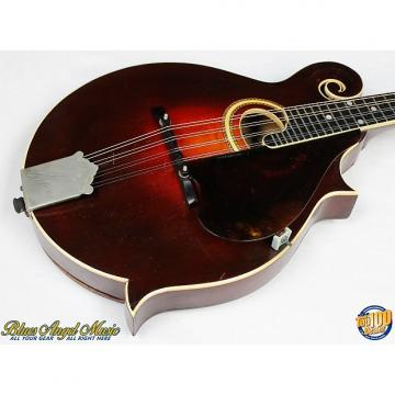 Custom Vintage 1920-1921 The Gibson F2 Mandolin w/Original Case, Oval Label, Lloyd Loar Era! #38741