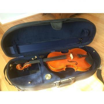 "Custom Model Stradivarius Anno 2004 Viola 15"""