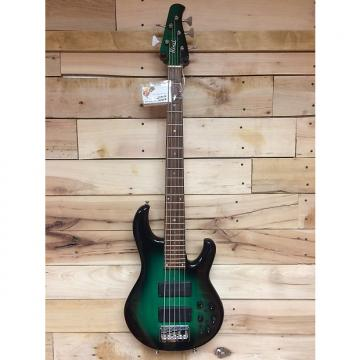 Custom Kinal M314 Custom 5 Green Burst