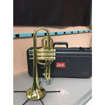 Custom Bach Cornet CR301H Clear Bronze Lacquer