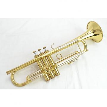 Custom C.G. Conn SS4 Bb Trumpet