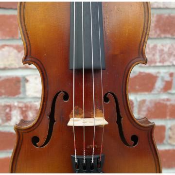 Custom German Violin Antique German Magini Style 1916