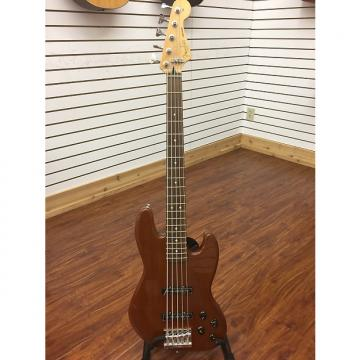 Custom Fender Active Jazz Bass 2014 Natural