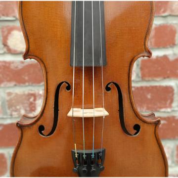 Custom Antique German Strad Style S/H Violin Circa 1920's
