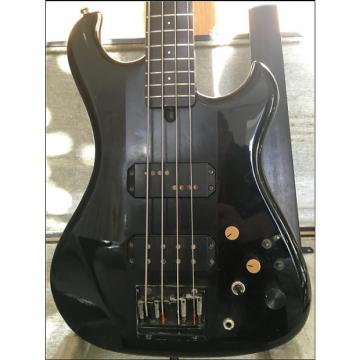 Custom Westone Spectrum LX Bass 1985 Black - Two Necks (Fret/ Fretless) - Case