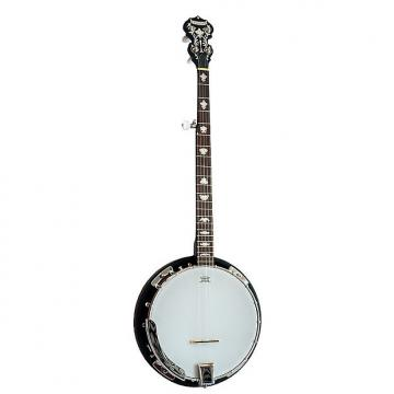 Custom Morgan Rocky Top Bingo Deluxe Banjo