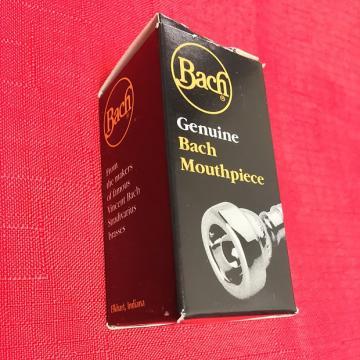 Custom Vincent Bach 6 Genuine Cornet Mouthpiece
