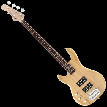 Custom G&L Tribute L-2000 Lefty Bass in Natural with Rosewood Fingerboard