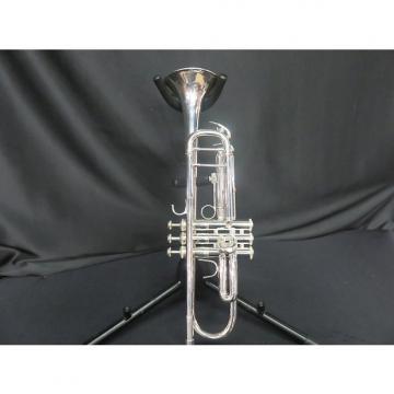 Custom Bach TR500S, Silver Trumpet W/ Hard Case