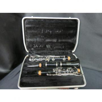 Custom Selmer Bundy Resonite, Clarinet W/ Hard Case And Mouthpiece