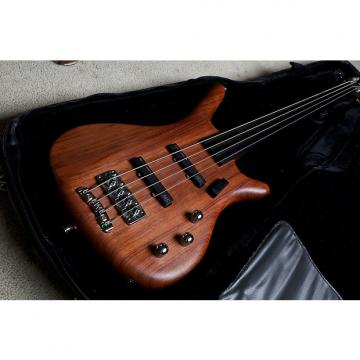 Custom Warwick Corvette Fretless — FREE shipping.