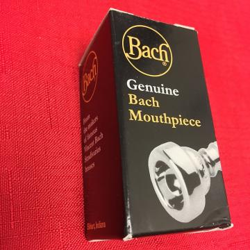 Custom Vincent Bach 5C Genuine Cornet Mouthpiece