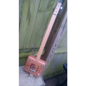 Custom 3 String Cigar Box Guitar