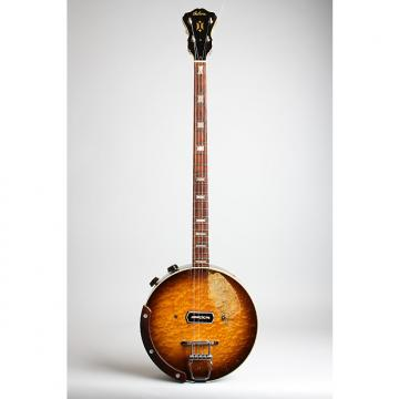 Custom Gibson EPB-150 Electric Plectrum Banjo c. 1938 Tobacco sunburst
