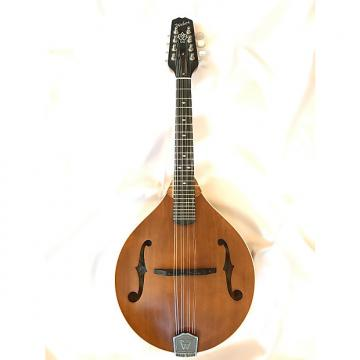 Custom Weber Bitterroot 2011 Buckskin/Natural A-Style Mandolin OHSC