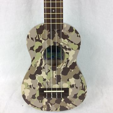 Custom Makala MK-SCAMO Soprano Ukulele