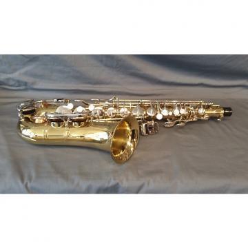 Custom Bundy Stundet Model Alto Saxophone