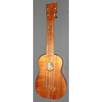 Custom Kamaka Soprano Gold Label Koa Ukulele