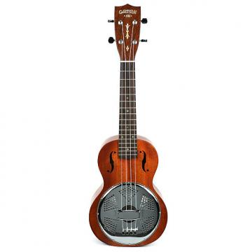 Custom Gretsch G9112 Resonator-Ukulele W/ Gig Bag