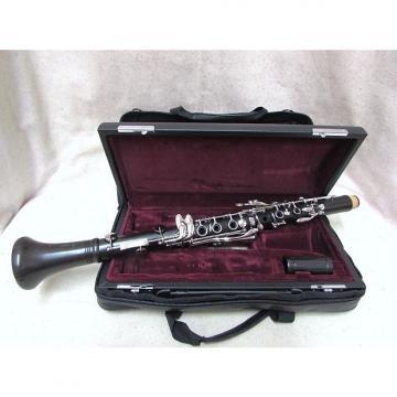 Custom Backun Protege Bb Clarinet S Grenadilla wood Silver Keys