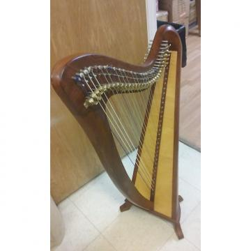 Custom Roosebeck Ashley Harp 2014 Rosewood