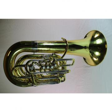 Custom Jupiter XO Model 1680L Professional 5 Valve CC Tuba DISPLAY MODEL