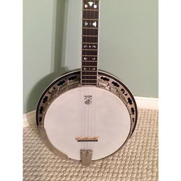 Custom Deeriing Maple Blossom 2008 Stained Maple Resonator