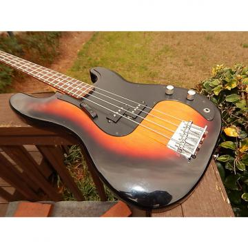 Custom Schecter P-Bass Sunburst 80's/90's USA Robert Deleo