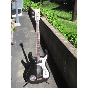 Custom Mosrite Ventures Bass 1971 Black