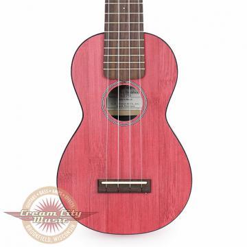 Custom Brand New Martin 0X Bamboo Soprano Ukulele in Red Uke