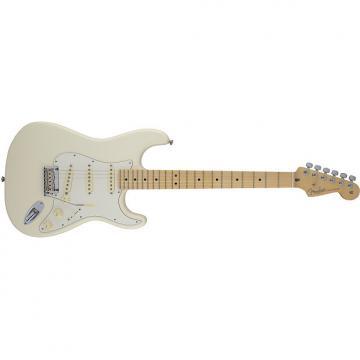 Custom Fender American Standard Stratocaster® Maple Fingerboard Olympic White - Default title