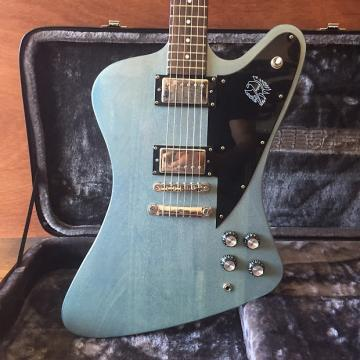 Custom Epiphone Custom Shop Limited Edition Firebird (Pelham Blue Transparent)