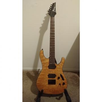 Custom Ibanez S621QM + upgrades
