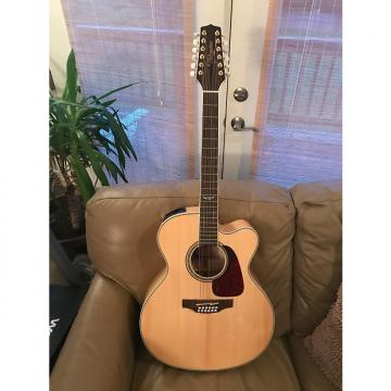 Custom Takamine GJ-27CE 12 Nat wth Hard Case! Mint!
