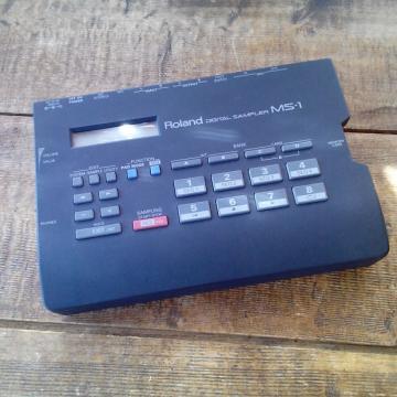 Custom Roland MS-1 Phrase Sampler