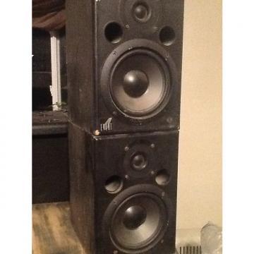 Custom 2-Event Studio speakers  Tr6 120v 2015 Black