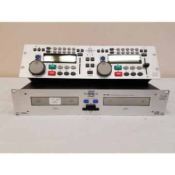 Custom Stanton S-700 Professional Dual CD Player w/Controller (For Repair)