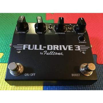 Custom Fulltone Full Drive 3