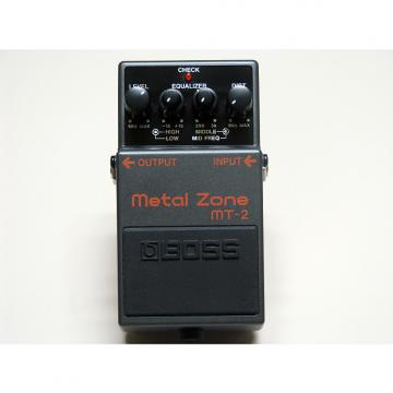 Custom Boss MT-2 Metal Zone