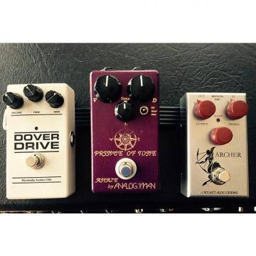 Custom Analogman Prince Of Tone pedal